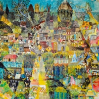 bawa-wall-painting
